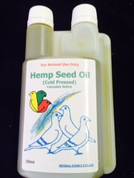 Hemp Seed Oil image