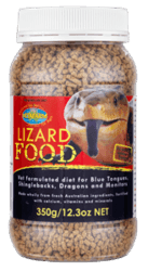 Lizard Food 350gr image