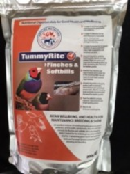 Tummy Rite Finches and Softbills image