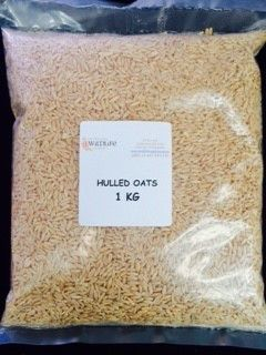 Hulled Oats image