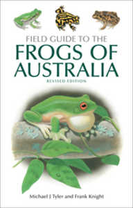 Field Guide To Frogs of Australia  image