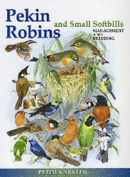 Pekin Robins And Small Softbills image
