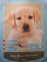 Dog Milk Replacer image