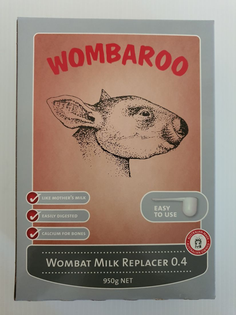 Wombat Milk Replacer 0.4 image